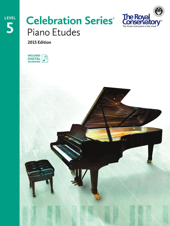 RCM Piano Etudes - Level 5