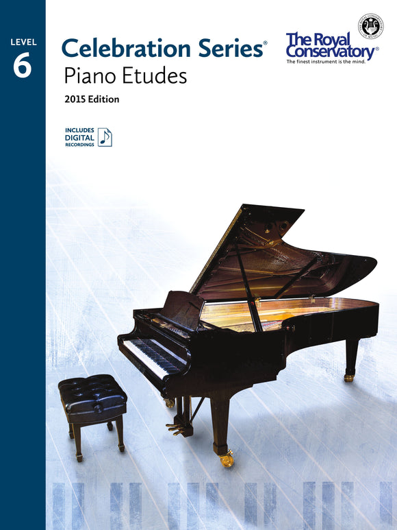 RCM Piano Etudes - Level 6