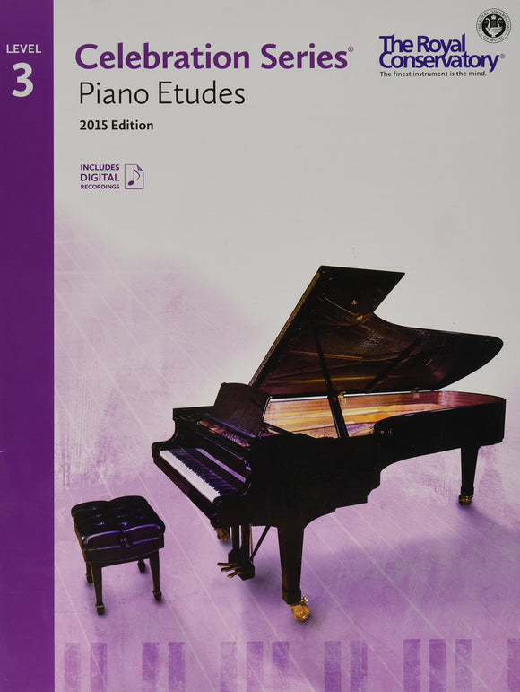 RCM Piano Etudes - Level 3