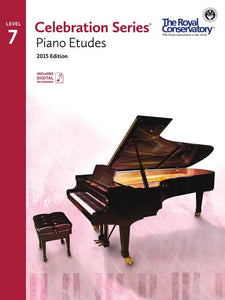 RCM Piano Etudes - Level 7