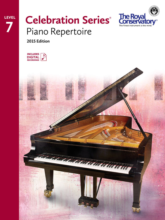 RCM Piano Repertoire - Level 7