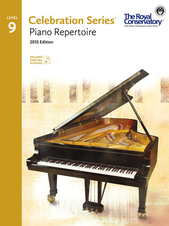 RCM Piano Repertoire - Level 9