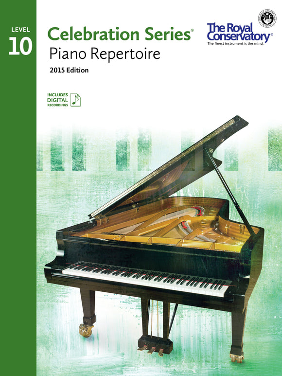 RCM Piano Repertoire - Level 10