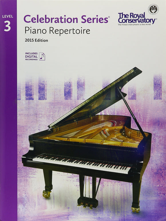 RCM Piano Repertoire - Level 3