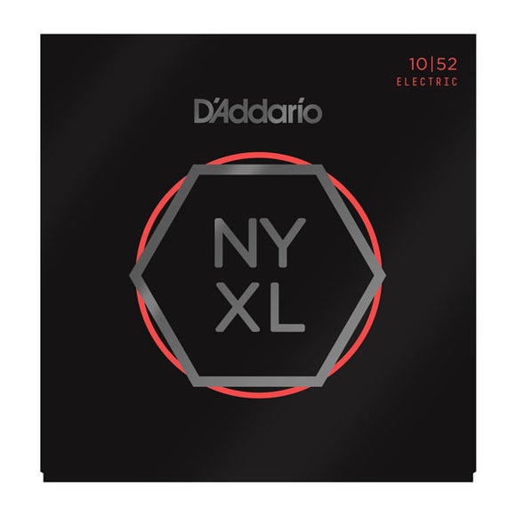 D'Addario NYXL1052 Electric Guitar Strings