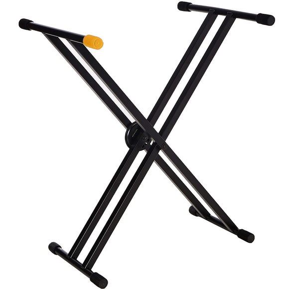 Hercules KS120B Double Braced Keyboard Stand
