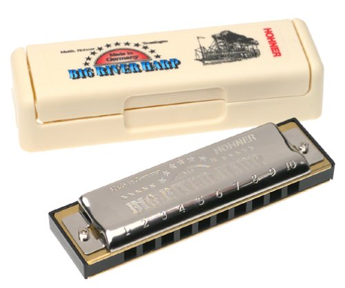 Hohner  Big River Harp Hamonica Key of C