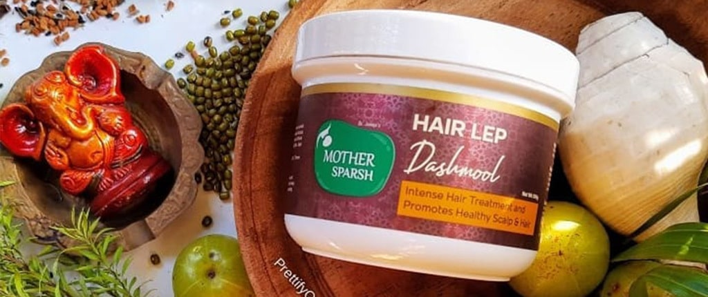 Ayurvedic Hair treatment for Hair Fall solution by Mother Sparsh