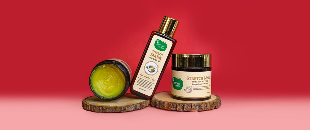 Mother care products by Mother Sparsh