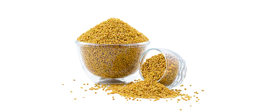Methi for Hair is a miraculous herb for hair Growth