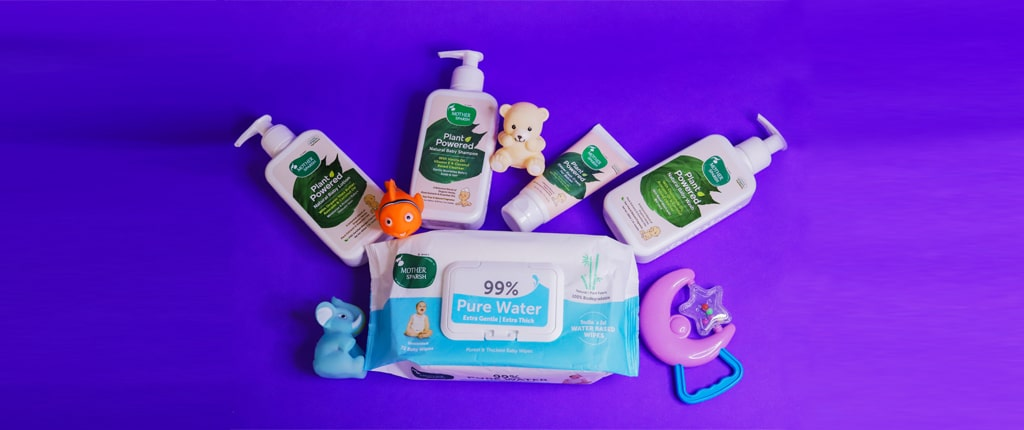 Mother Sparsh best baby care products in India
