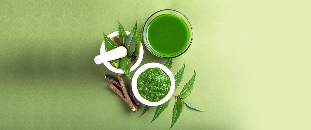 Neem for hair is also essential herb for hair