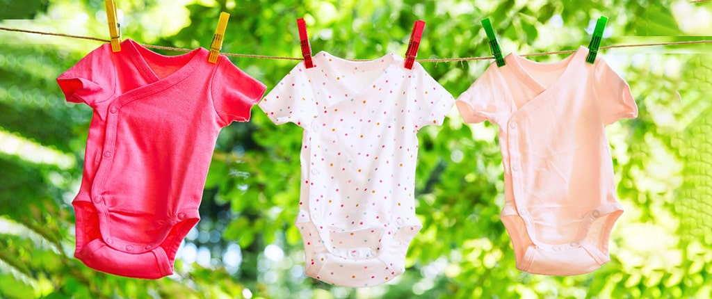 Clean clothes after washing it from Best laundry detergent by Mother Sparsh