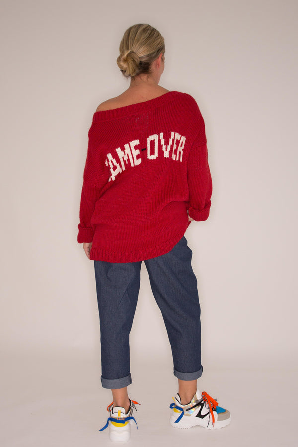 Game over pullover