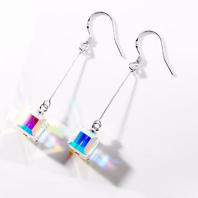 Love Magic Cube Earrings - jolics