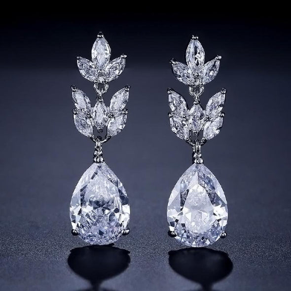 Luxury Drop Earrings - jolics