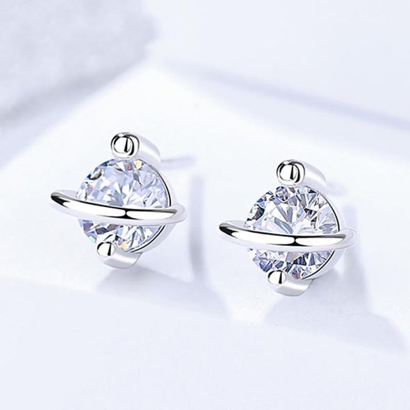 Universe Shape Earrings - jolics