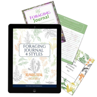 Foraging Journal Printables Pack