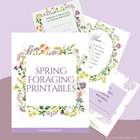 Spring Foraging Bundle