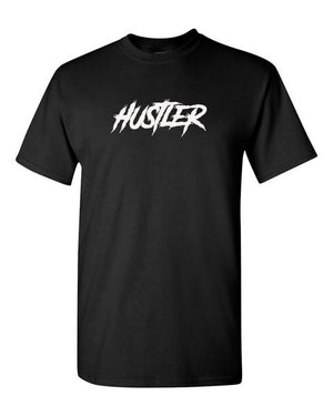 Rugged Hustler Tee - Black