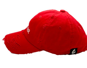 Rose Red Hustler Cap