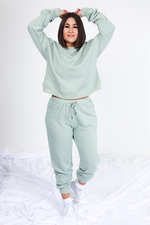 Original Jogger - Mint Green