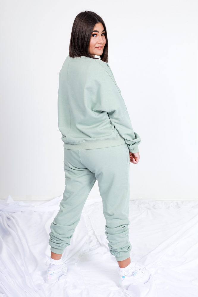 Sugar Jumper - Mint Green