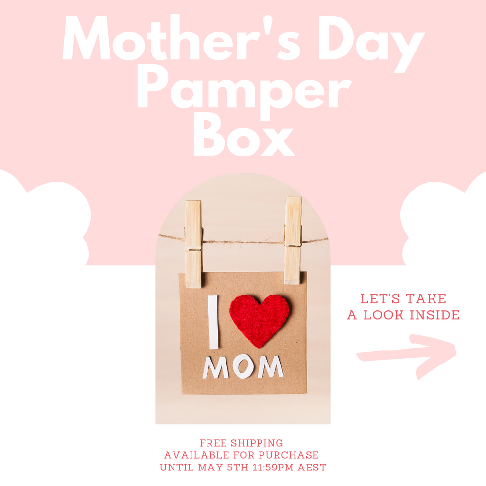 Cheeky Peachy Mother's Day Pamper Gift Box
