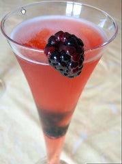 Blackberry Champagne