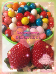 Strawberry Bubbletastic