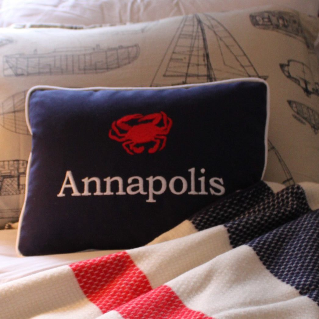 Annapolis Red Crab Lumbar