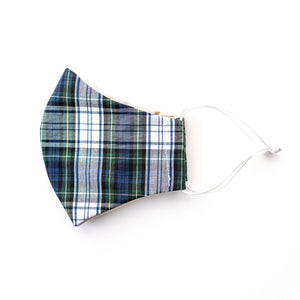 Scottish Plaid Mask | Assorted Sizes