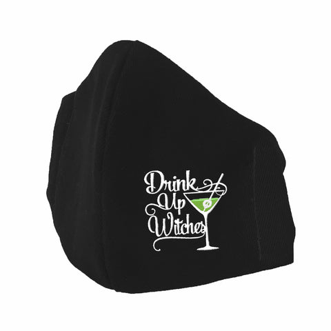 Drink Up Witches Halloween Mask