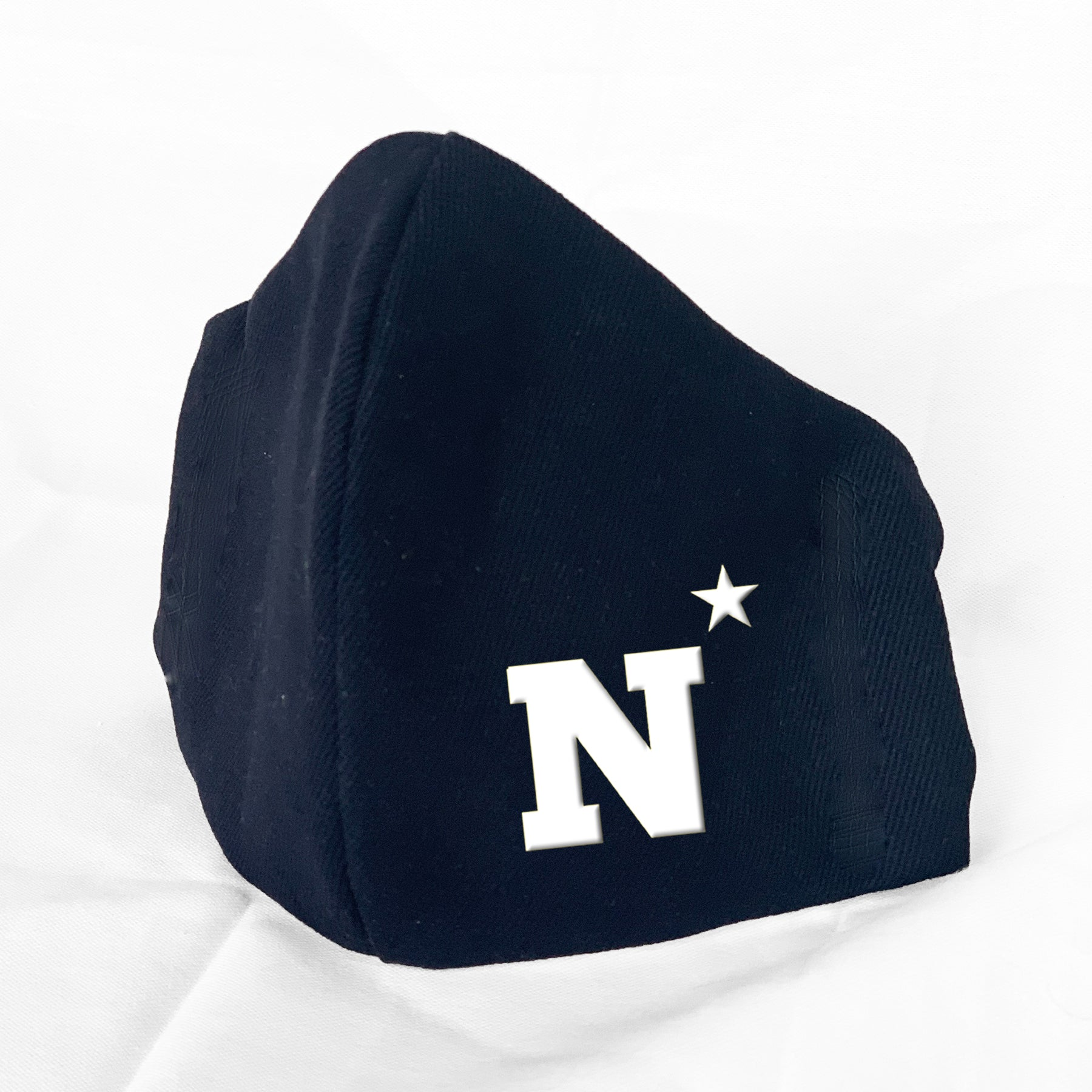 Navy N Star Mask (Adult Sizes)