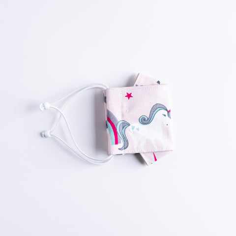 Unicorn Pink Mask | Child Size