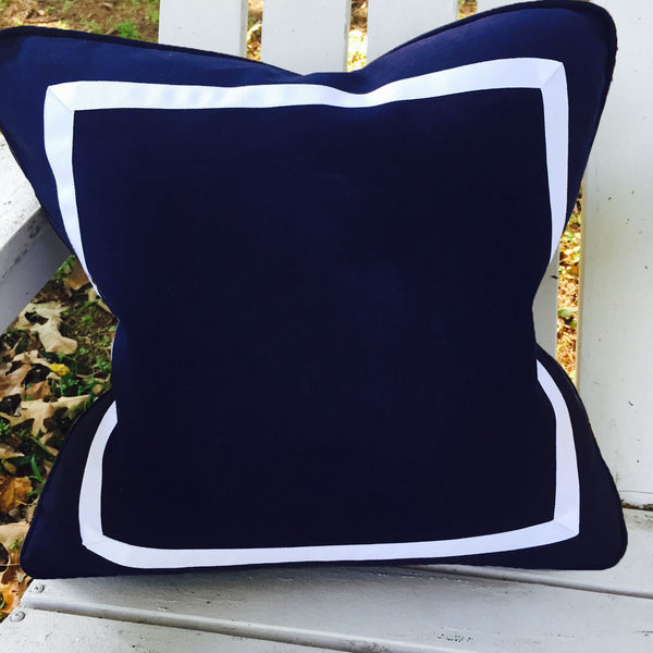 "20"" Custom Outdoor Pillow"