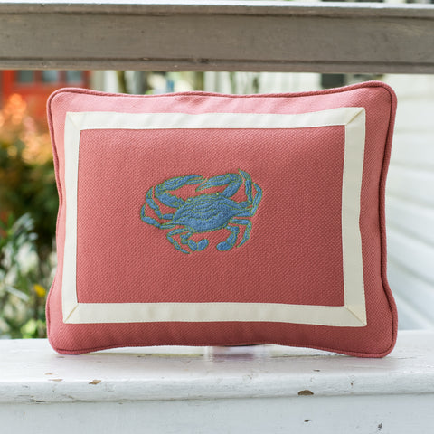 Blue Crab Nantucket Red Lumbar
