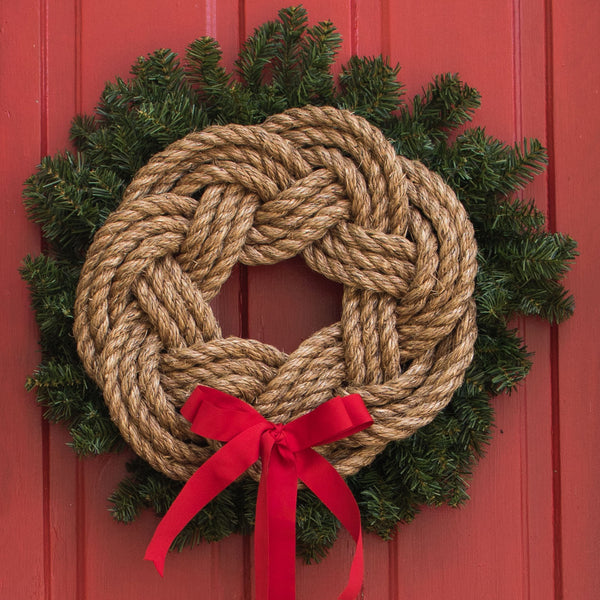 The Annapolis Wreath | Natural