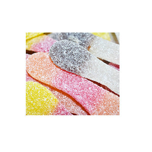 Vegan fizzy sweets