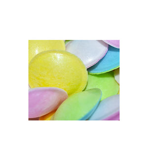Vegan flying saucers