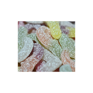 Vegan sour sweets