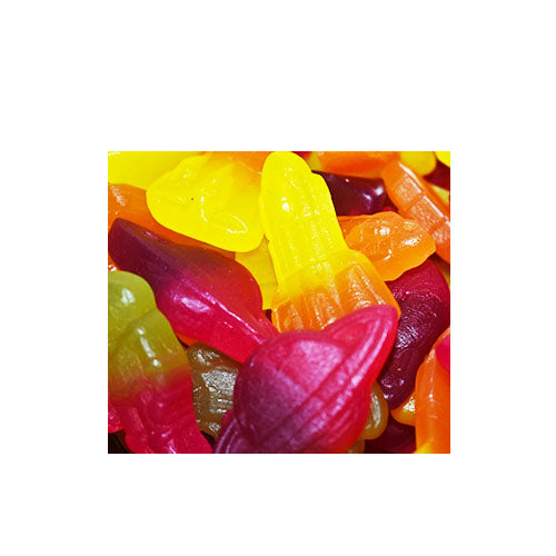 Vegan gummy sweets