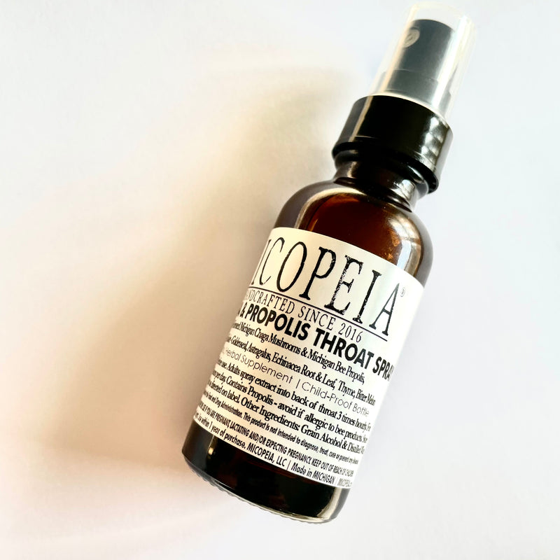 MI CHAGA & PROPOLIS Throat Spray