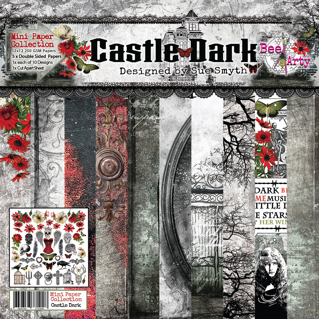 Castle Dark - Mini Collection Paper Pack