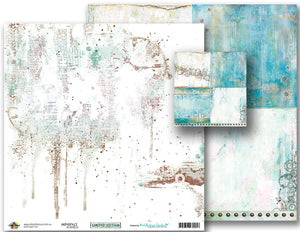"Imperfect - 12""x12"" Scrapbooking Paper"