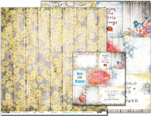 "Load image into Gallery viewer, Vonni - 12""x12"" Scrapbooking Paper"