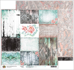 "Wing It - 12""x12"" Scrapbooking Paper"