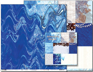 "Seek - 12""x12"" Scrapbooking Paper"