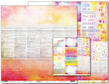 "Load image into Gallery viewer, Transform - 12""x12"" Scrapbooking Paper"
