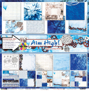 Aim High - Paper Collection Pack